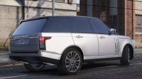 Range Rover Vogue 2013